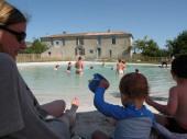 Gîte du Marais, piscine naturelle de 350 m²