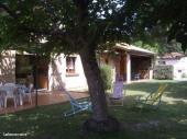Maison individuelle sur terrain clos à 850m du lac 900m du bourg et des comerces