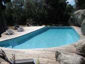 maison de Charme : Bergerie en pierre, Piscine Jardin Calme pour famille