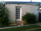 Dijon Parc villa/gîte 2 personnes équipée et au calme