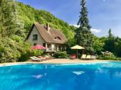 maison Normandie W-E Vacances 0610959784 pisc cheminée pers le Vaudreuil Louviers Lyons le Forêt Paris 1H Ouest Rouen