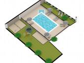Gîte de charmes en Cévennes 15 personnes avec piscine et SPA