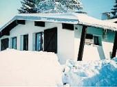 CHALET INDIVIDUEL EN LOCATION de plein pied avec terrasse privée panorama exceptionnel  sur une  surfave de 50 m².