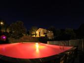 Beaux Gites à la montagne de 8 à 12 personnes avec grande piscine, proche de Digne