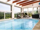 LOFT de vacances avec piscine, sauna, bar et billard, pour 13 personnes près de Spa-Francorchamps