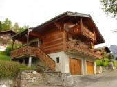Appartement dans chalet pour 4 personnes à Bernex Haute-Savoie