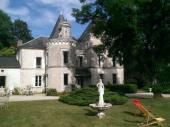 Château en Dordogne au pays de la truffe,charme.