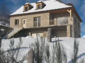 grande maison en pierre saint-léger-de-peyre