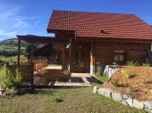 chalet montagne capacité de 2 à 8 personnes piscine interieure et sauna