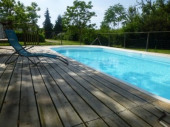 Gite Katalpa 10-12 pers avec piscine chauffée