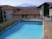 Côte Basque T1 4 personnes dans résidence avec piscine