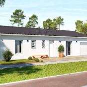Maison 4 pièces + Terrain Bayon-sur-Gironde