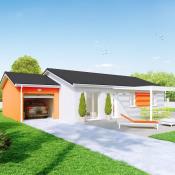 Maison 4 pièces + Terrain Meillonnas