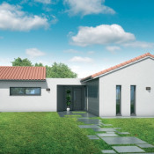 Maison 5 pièces + Terrain Saint-Jean