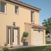 Maison 6 pièces + Terrain Montagnac