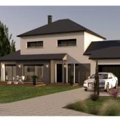 Maison 6 pièces + Terrain Comps-la-Grand-Ville