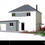 Maison 5 pièces + Terrain Pleslin-Trigavou