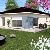 Maison 5 pièces + Terrain Villette-d'Anthon