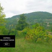 Terrain 2500 m² Grasse (06130)