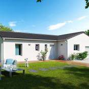 Maison 4 pièces + Terrain Prignac-et-Marcamps