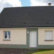 Maison 4 pièces + Terrain Le Plessis Grohan (27180)