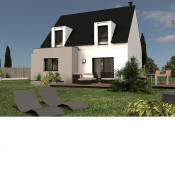Maison 6 pièces + Terrain Lannion