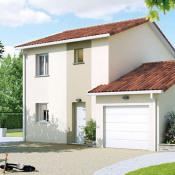 Maison 5 pièces + Terrain Le Peage de Roussillon
