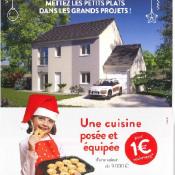 Maison 6 pièces + Terrain Bazancourt