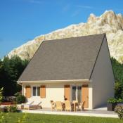 Maison 2 pièces + Terrain Gorges
