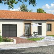 Maison 3 pièces + Terrain Villerest