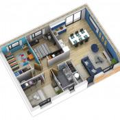 Maison 4 pièces + Terrain Saint Lager