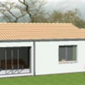 Maison 4 pièces + Terrain Courçon