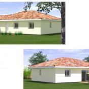 Maison 4 pièces + Terrain Mées