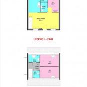 Maison 4 pièces + Terrain Gorges