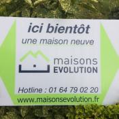 Terrain 376 m² Argenteuil (95100)