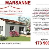 Maison 4 pièces + Terrain Marsanne