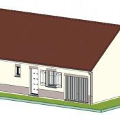 Maison 4 pièces + Terrain Mouroux