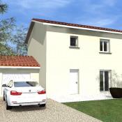 Maison 4 pièces + Terrain Chaponnay