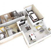Maison 6 pièces + Terrain Huisseau-sur-Mauves
