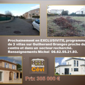 Maison 5 pièces + Terrain Guilherand-Granges