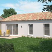 Maison 4 pièces + Terrain Saint-Benoît