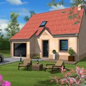 Maison 5 pièces + Terrain Aunay-sous-Auneau