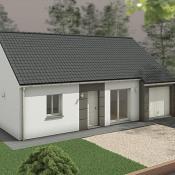Maison 3 pièces + Terrain Gauville-la-Campagne