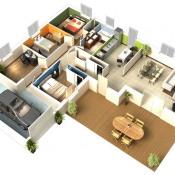 Maison 5 pièces + Terrain Ozan