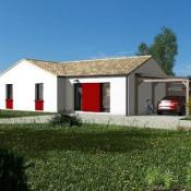 Maison 5 pièces + Terrain Saint-Vincent-sur-Jard