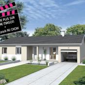 Maison 4 pièces + Terrain Saint-Paul-de-Varax