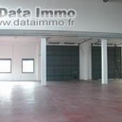 Location Entrepôt Osny 1125 m²
