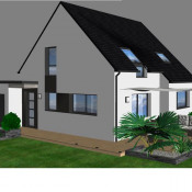 Maison 4 pièces + Terrain Elven