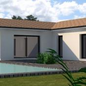 Maison 4 pièces + Terrain Pompignac