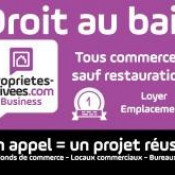 Cession de bail Local commercial Royan 98 m²